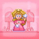 Peach Princess by likelikes