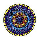 Focus Mandala by AnitaShree