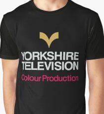 Yorkshire TV logo Graphic T-Shirt