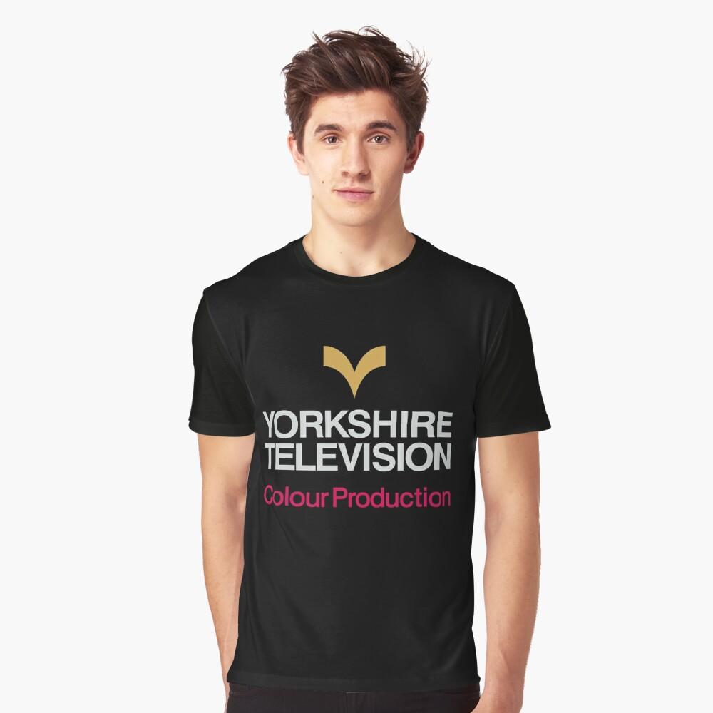 Logo de Yorkshire TV Camiseta gráfica