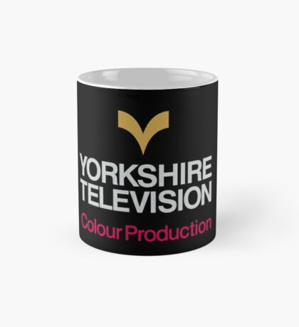 Yorkshire TV logo Mug