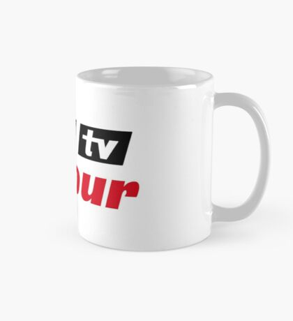 Retro BBC colour logo, as seen at Television Centre Mug