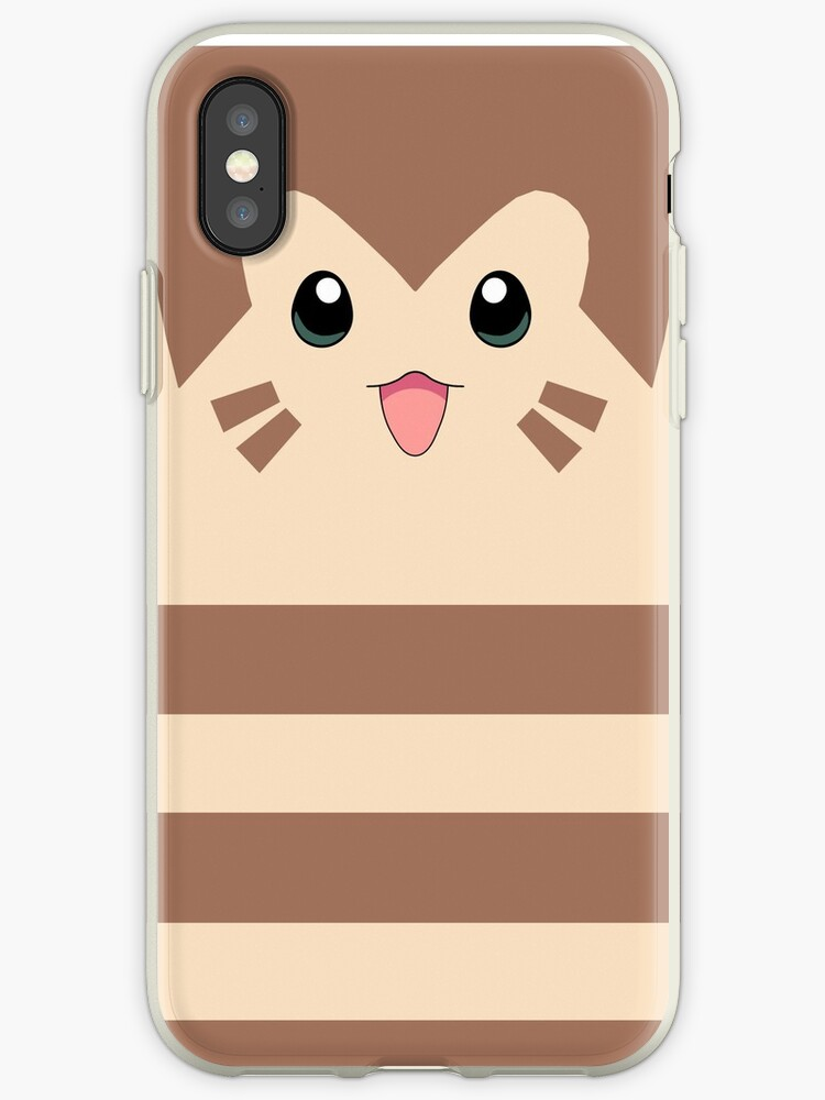 Furret Face Design by dannyb0nney