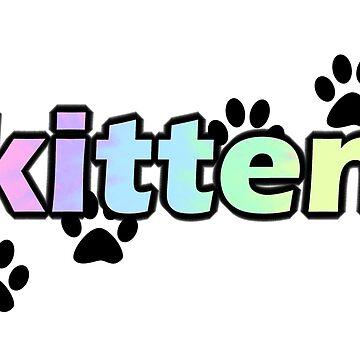 Kitten by SaucyBirb