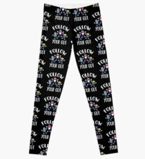 Follow Your Gut Gift Tshirt Leggings