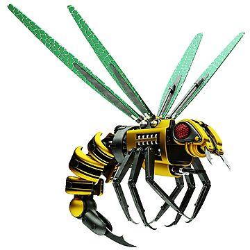 Robo Bee by procrest