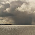Snow Cloud Over Water by murrstevens
