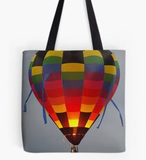 Floating Lantern Tote Bag