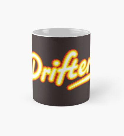 Retro Rowntree's Drifter chocolate bar pack logo Mug