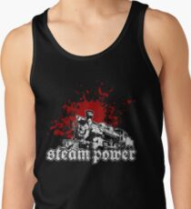 steam power Tank Top