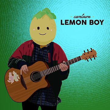 LEMON BOY - Cavetown by kelvinkellner