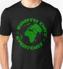 Earth Day Every Day, Save The Planet For Our Children #earthday Unisex T-Shirt