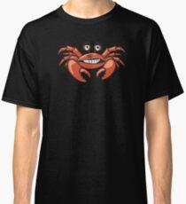 Funny Crab Design Classic T-Shirt