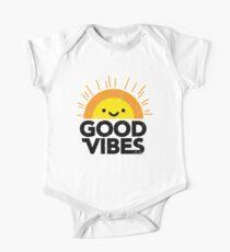 Gute Stimmung Baby Body Kurzarm