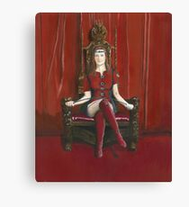 Empress Akasha Canvas Print