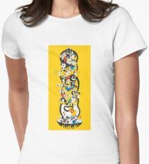 BOSSBATTLE Women's Fitted T-Shirt
