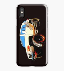 Toyota FJ Cruiser 4x4 Cartoon Panel from VivaChas iPhone Case/Skin