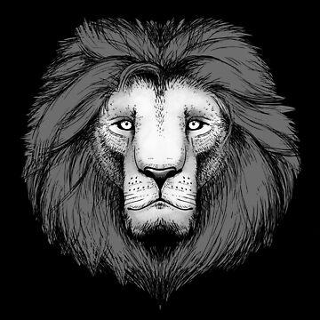 Lion by KerstinSchoene