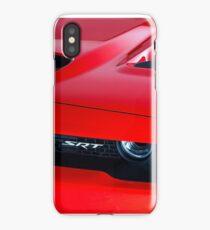 2015 Dodge Challenger Hellcat iPhone Case
