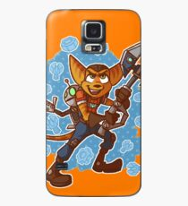 Ratchet and Clank Case/Skin for Samsung Galaxy