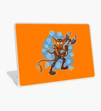 Ratchet and Clank Laptop Skin