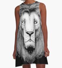 Lion A-Linien Kleid