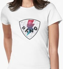 Dang Echo Charles Women's Fitted T-Shirt