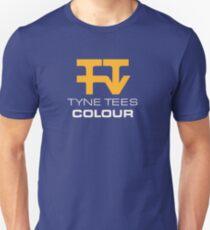 Tyne Tees regional ITV station logo Unisex T-Shirt