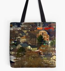 Italian North Side Tote Bag