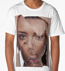 Fracture Long T-Shirt