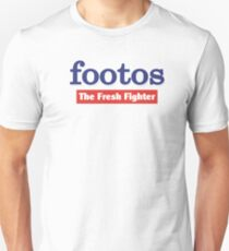 Footos the Fresh Fighter Unisex T-Shirt