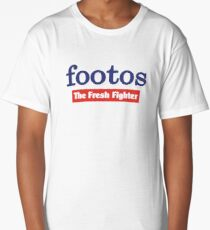 Footos the Fresh Fighter Long T-Shirt