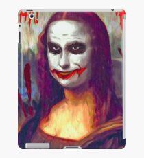 Joker Graffiti Painting iPad Case/Skin