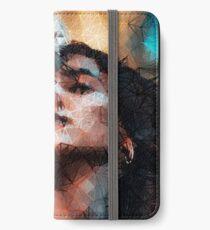 hypnotized iPhone Wallet/Case/Skin