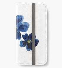 Forget me Nots for Cole iPhone Wallet/Case/Skin