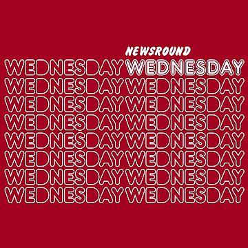 Newsround Wednesday by unloveablesteve