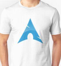 Arch Linux, Arch Logotype, Arch Logo, Arch Unisex T-Shirt