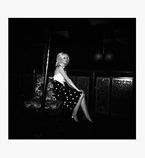 Holga Nights Photographic Print