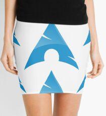 Arch Linux, Arch Logotype, Arch Logo, Arch Mini Skirt