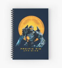 Go Gipsy! (Pacific Rim Uprising) Spiral Notebook