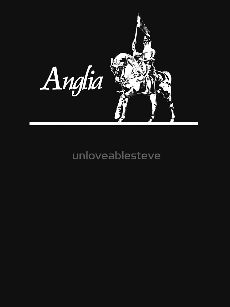 Anglia TV alternative retro logo by unloveablesteve