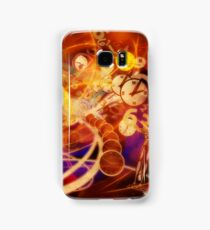 Open The Door To Time Travel Samsung Galaxy Case/Skin