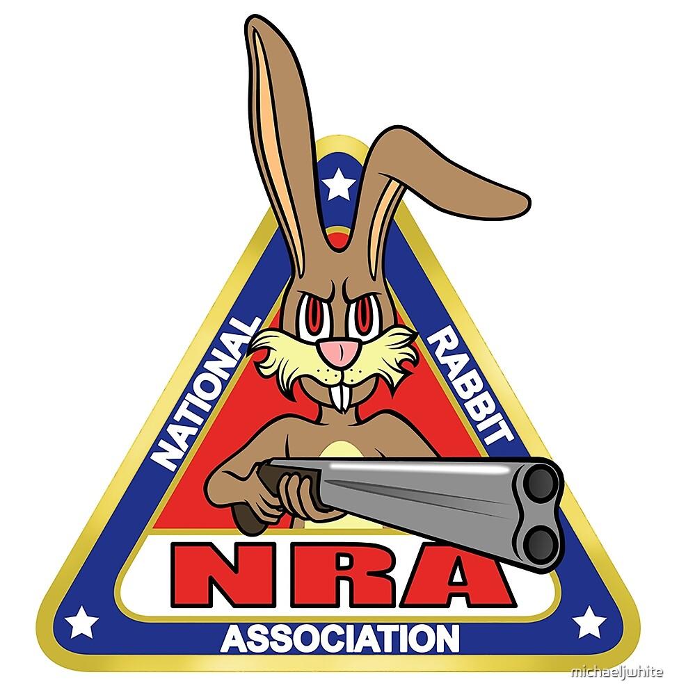 NRA Bunny by michaeljwhite