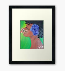 Tranquil Thoughts Framed Print