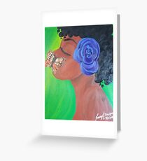 Tranquil Thoughts Greeting Card