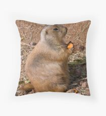 Get your own cheetohs! Throw Pillow