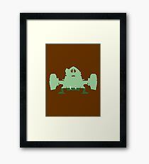 Mighty Fine Shindig Framed Print