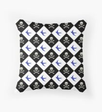 Swallows and Amazons Forever! Throw Pillow