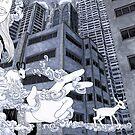 Harbingers by Jeremy Baum
