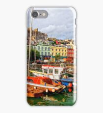 Cobh Town in Ireland iPhone Case/Skin